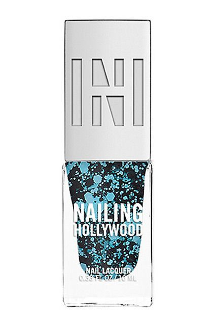 Nailing Hollywood Nail Lacquer in Splatter