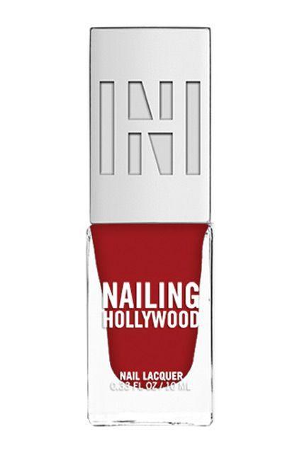Nailing Hollywood Nail Polish in Fever