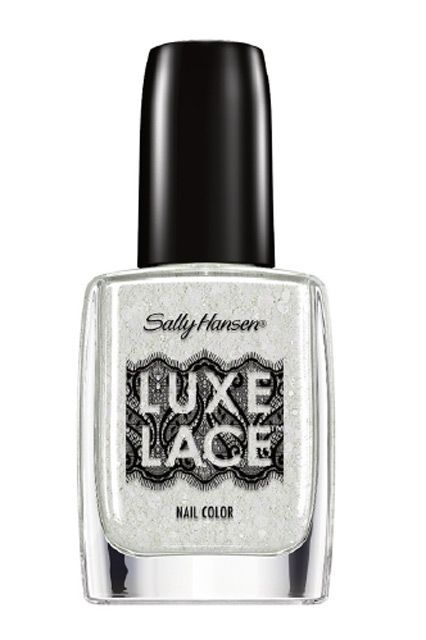 Sally Hansen Luxe Lace Nail Color in Eyelet
