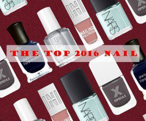 The Top 2016 Nail-Color Trends To Try Right Now