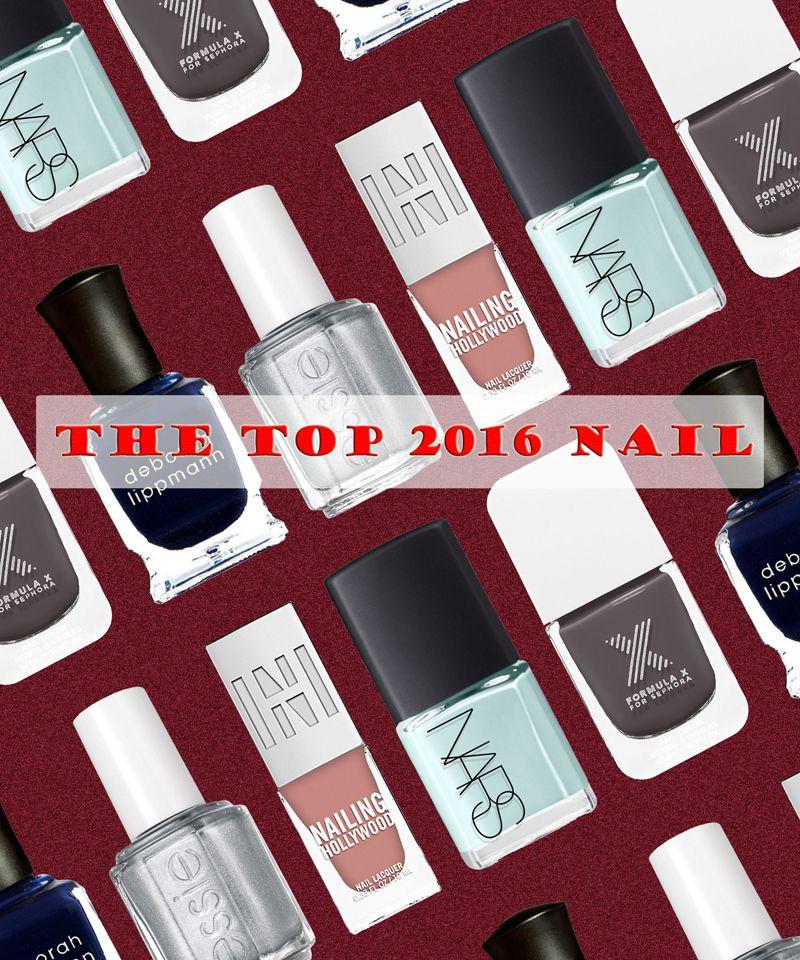 The Top 2016 Nail