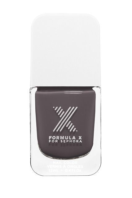 Formula X Nail Polish in Gray Matter