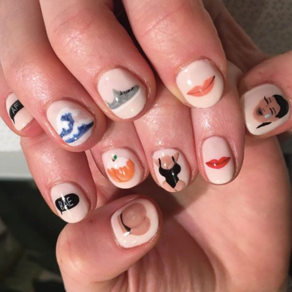 Best Nail Art Salons In Los Angeles: 5 Salons That Are Bringing Back Nail Art