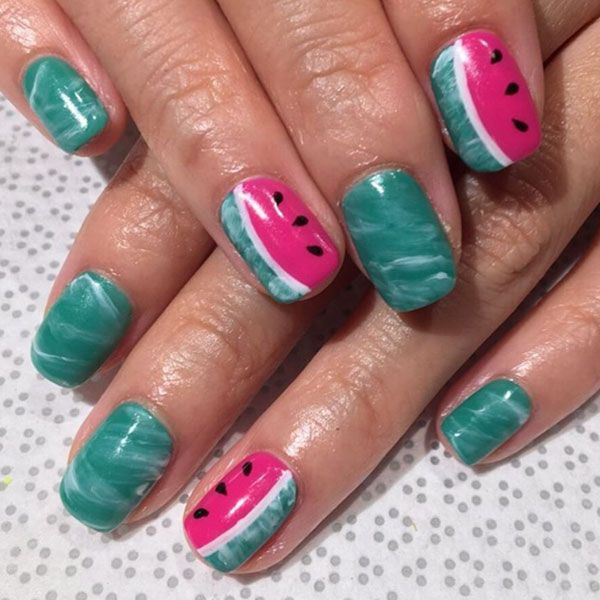 Template Nail design
