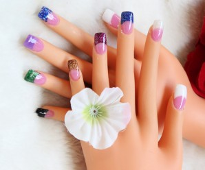 50 videos guide Nail design art