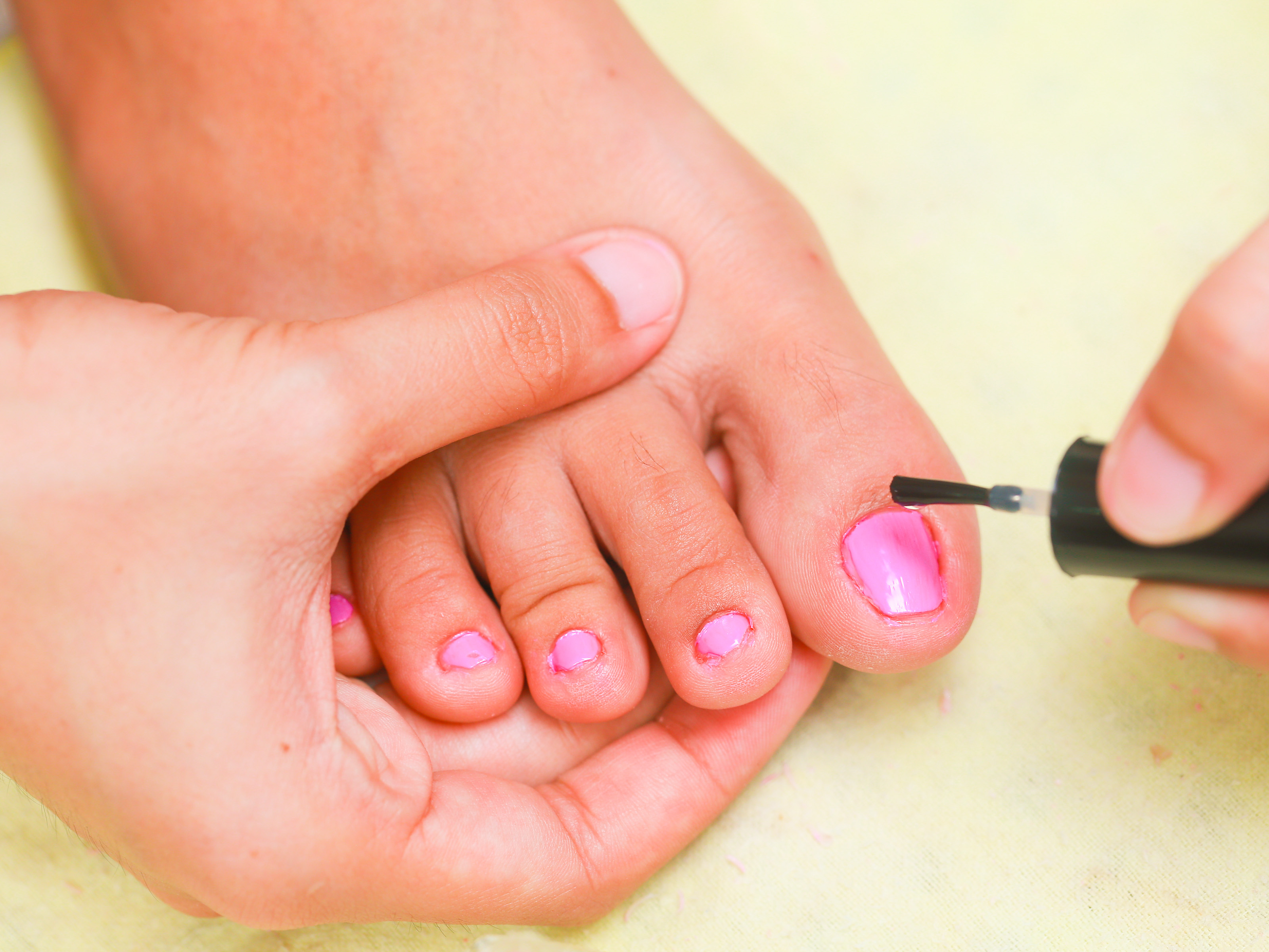 Pedicures Nail Industry Statistics In Us Nail Center Nails Magazine
