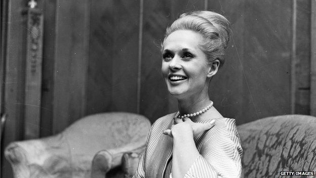 Tippi Hedren in 1966