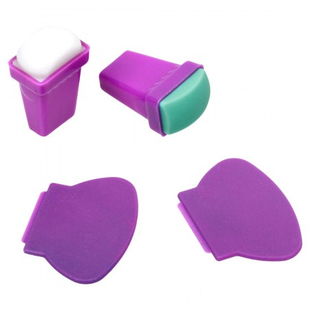 scraper nail art stamping tools combo set