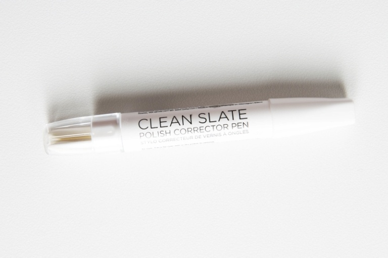 A Nail Polish Correcting Pen