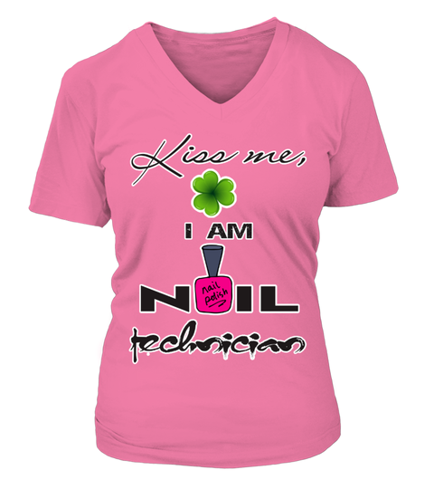 Tshirts for Nail Technician