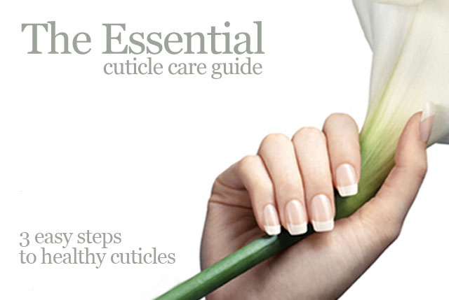 simple steps to help Nail & Skin Care