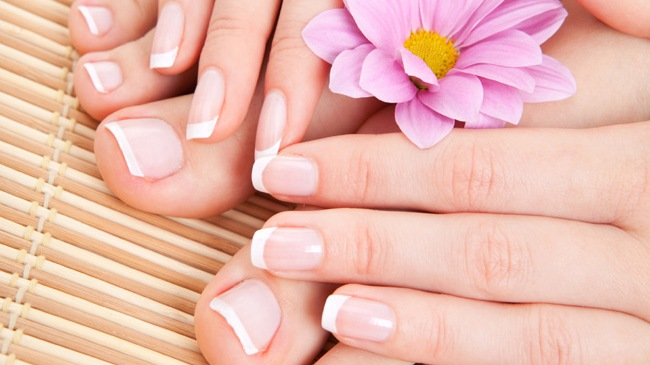 7 foods that Support the process Nail Care