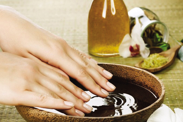 Nail Care Stain Using Natural Ingredients