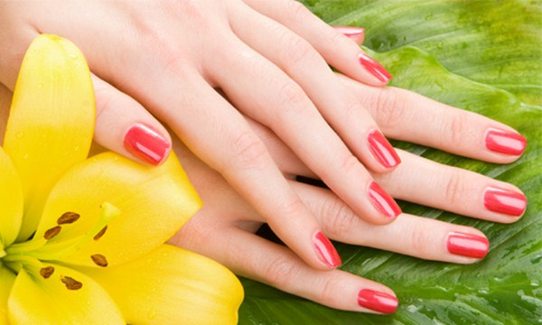 10 skin care hand and Nails simple, Useful