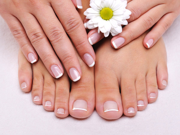 The Texture Of The Nail & Nail Care
