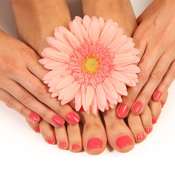 Nail And Foot Care Each Day