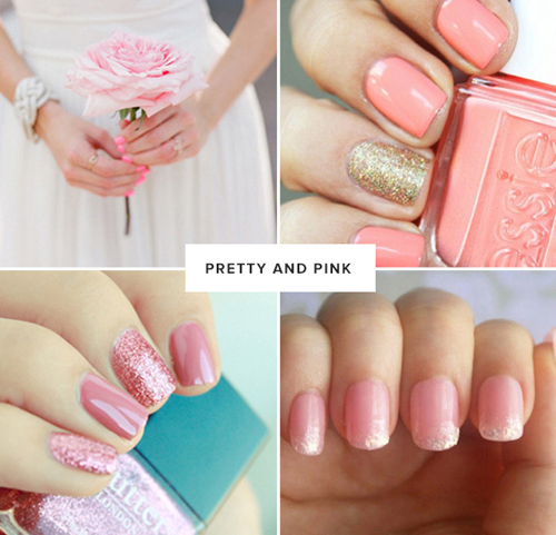 Nail Care Health Beauty Before The Wedding Day