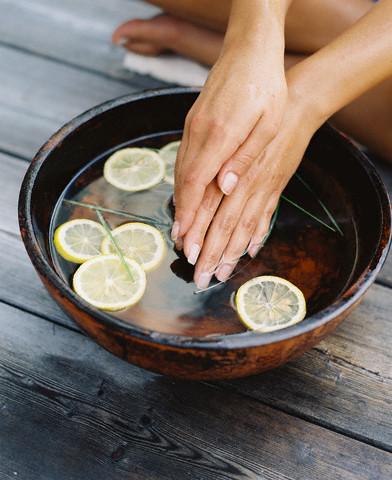 Healthy Nail Care Recipes