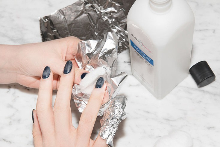 3 effective recipes help remove gel nail right at home