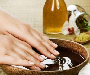 Tips to help you care for weak and brittle nails simply at home